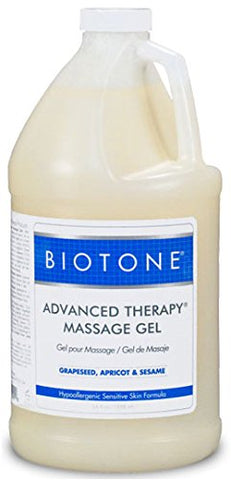 Biotone - Advanced Therapy Massage Gel 1/2 Gallon
