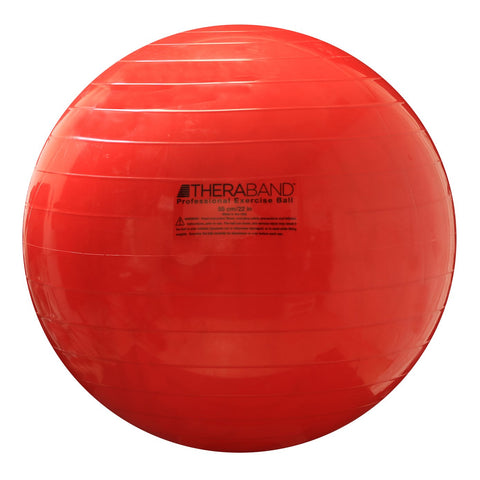 Thera-Band STANDARD Exercise Ball, Red