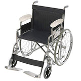 Rehabilitation Advantage Comfortably Fastens and Fits Chair Armrest Pads