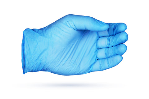 PMT Nitrile Gloves, Powder Free