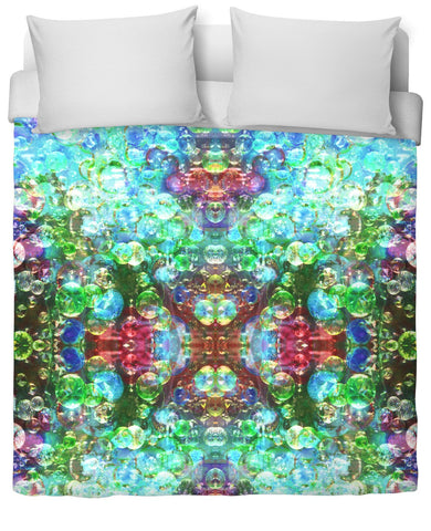 Bubblescope Vision Duvet Cover