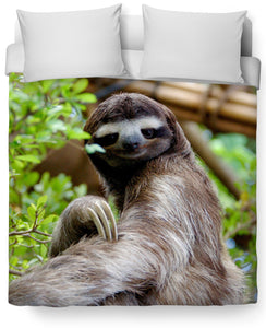 Sloth V2 Duvet Cover