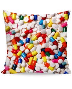 Pills Couch Pillow