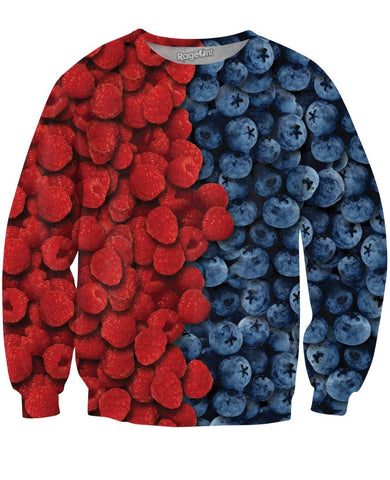 Berries Crewneck Sweatshirt