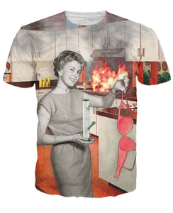 Burned Dinner T-Shirt