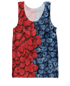 Berries Tank Top