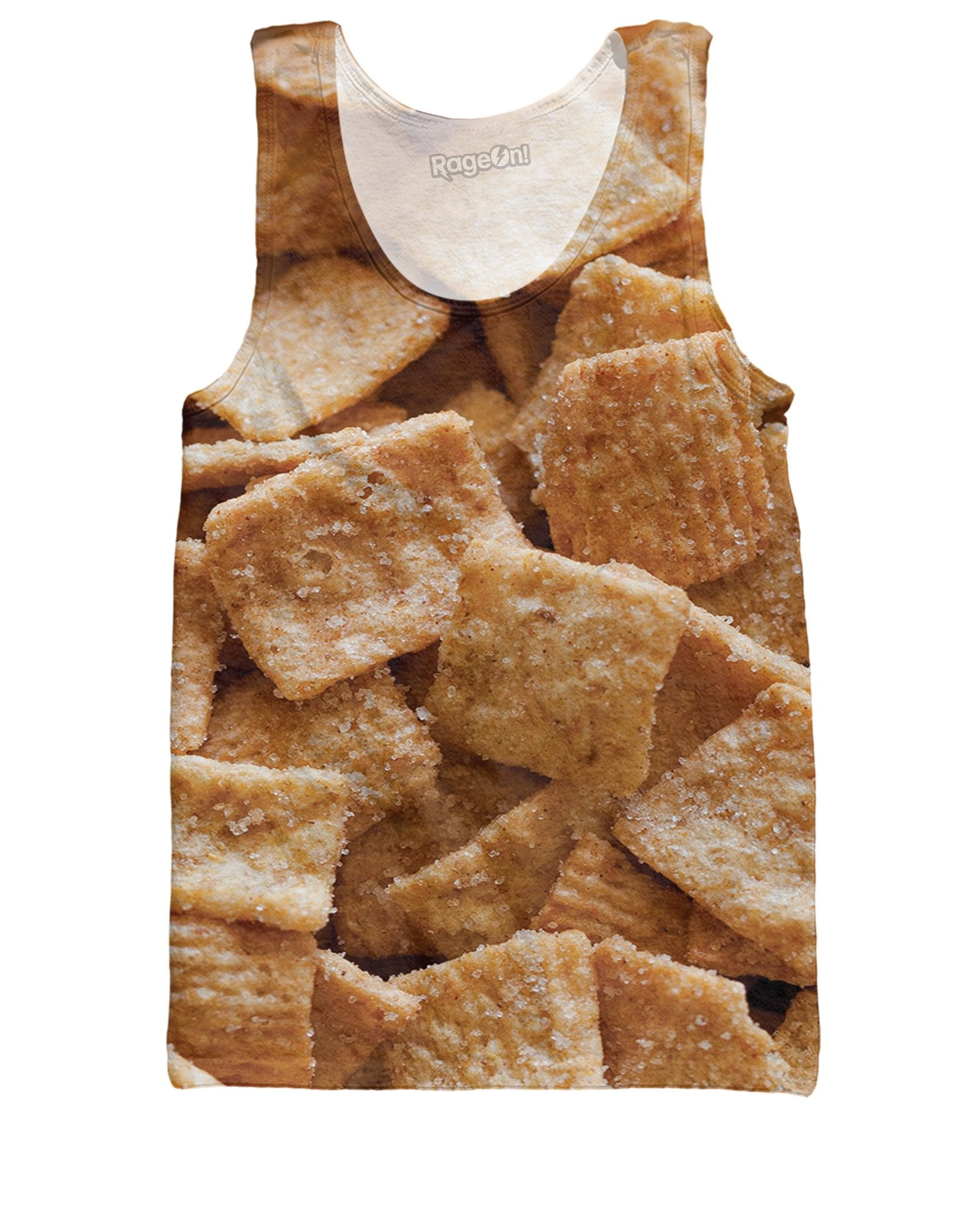 Cinnamon Toast Crunch Tank Top