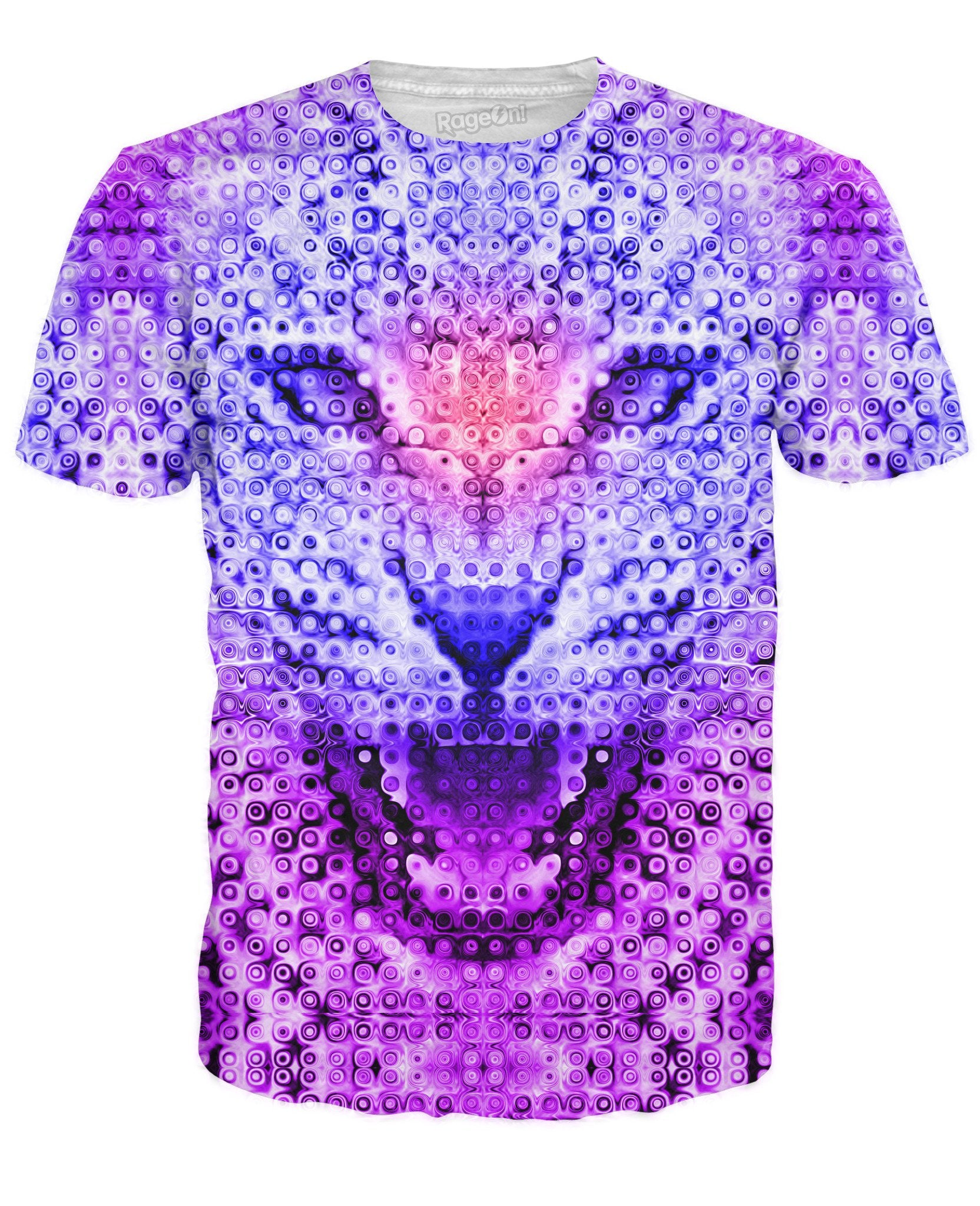 Purple Leopard T-Shirt
