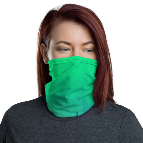 Unisex Among The Pines Neck Gaiter
