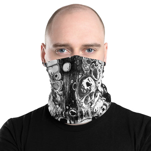 Liquid Metal Neck Gaiter