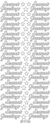 0310 - Season's Greetings - Starform Stickers