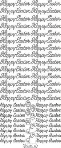 0380 - Happy Easter - Starform Stickers