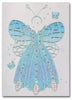 0941 - Large Butterflies - Starform Stickers