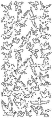 2.2360 - Birds - JeJe Stickers
