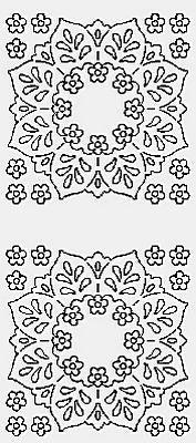 7790 - Maxi Flower - JeJe Stickers