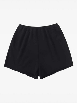 Cotton Track Shorts