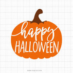 Happy Halloween Svg Clipart - svgize