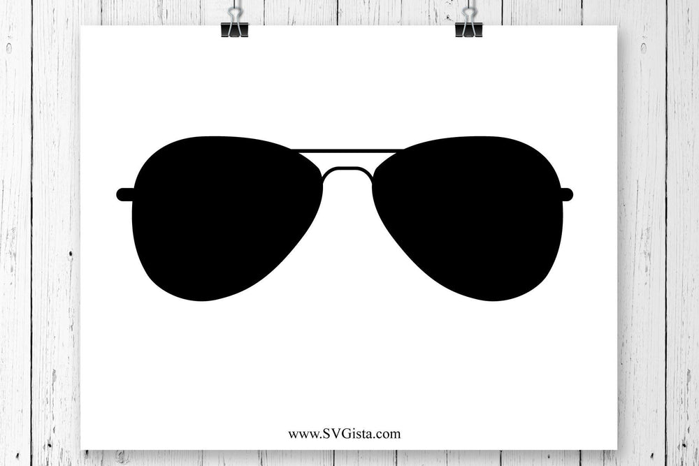 SVG, Sunglasses Svg, Glasses Svg, Summer Svg, Silhouette Cut File, Cricut Cut Files, Svg Files, SVG Cut File, Clip Art, Craft - ClipartAccess