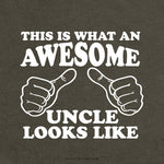 This Is What An Awesome Uncle Looks Like Svg, Uncle Svg, SVG Cut File, DXF Cut File, Clipart, Printable, Silhouette, Svg, Cricut, Family Svg - ClipartAccess