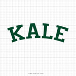 Kale Svg Saying - svgize