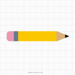 Pencil Svg Clipart - svgize