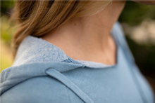 Load image into Gallery viewer, Marichyasana Hoodie (Blue)