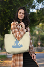Load image into Gallery viewer, Sukhasana Eco Tote Bag
