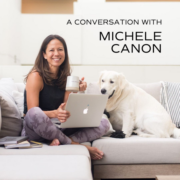 A Conversation with Michele Canon