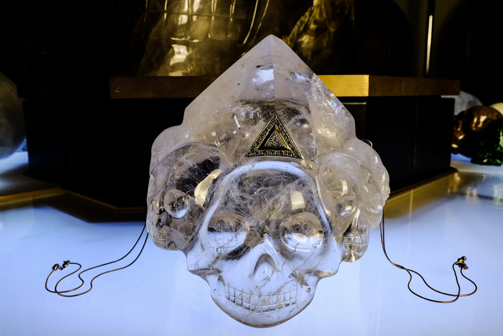 13 Crystal Skulls Master Crown