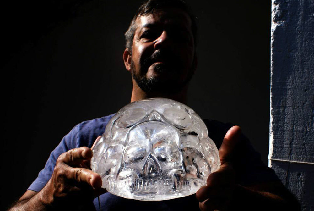 Leandro Souza & the 13 crystal skulls master crown