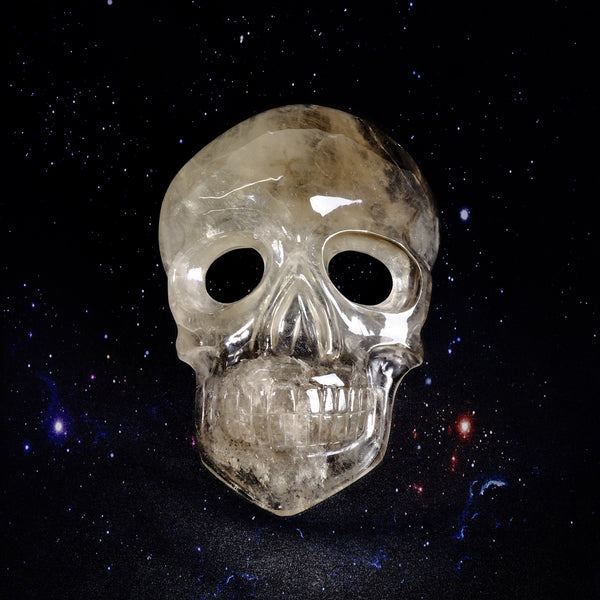 Crystal Skull Mask - Masters of Alchemy