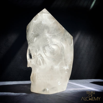 Clear Quartz Fairy - crystal carvings - Leandro de Souza - 2