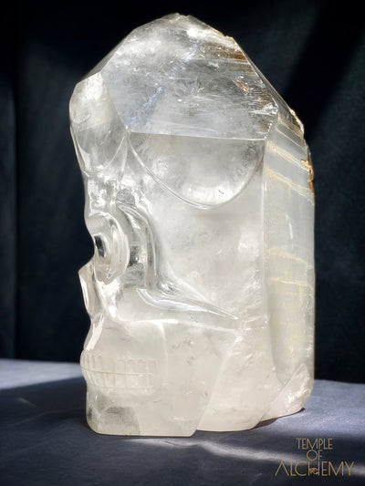 Clear Quartz Fairy - crystal carvings - Leandro de Souza - 1