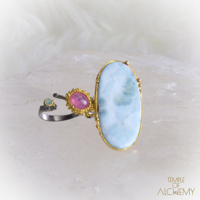 Awaken the Divine Feminine Ring
