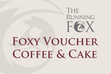 Coffee and Cake Gift Voucher