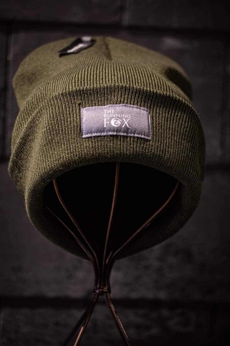 Olive Beanie Hat