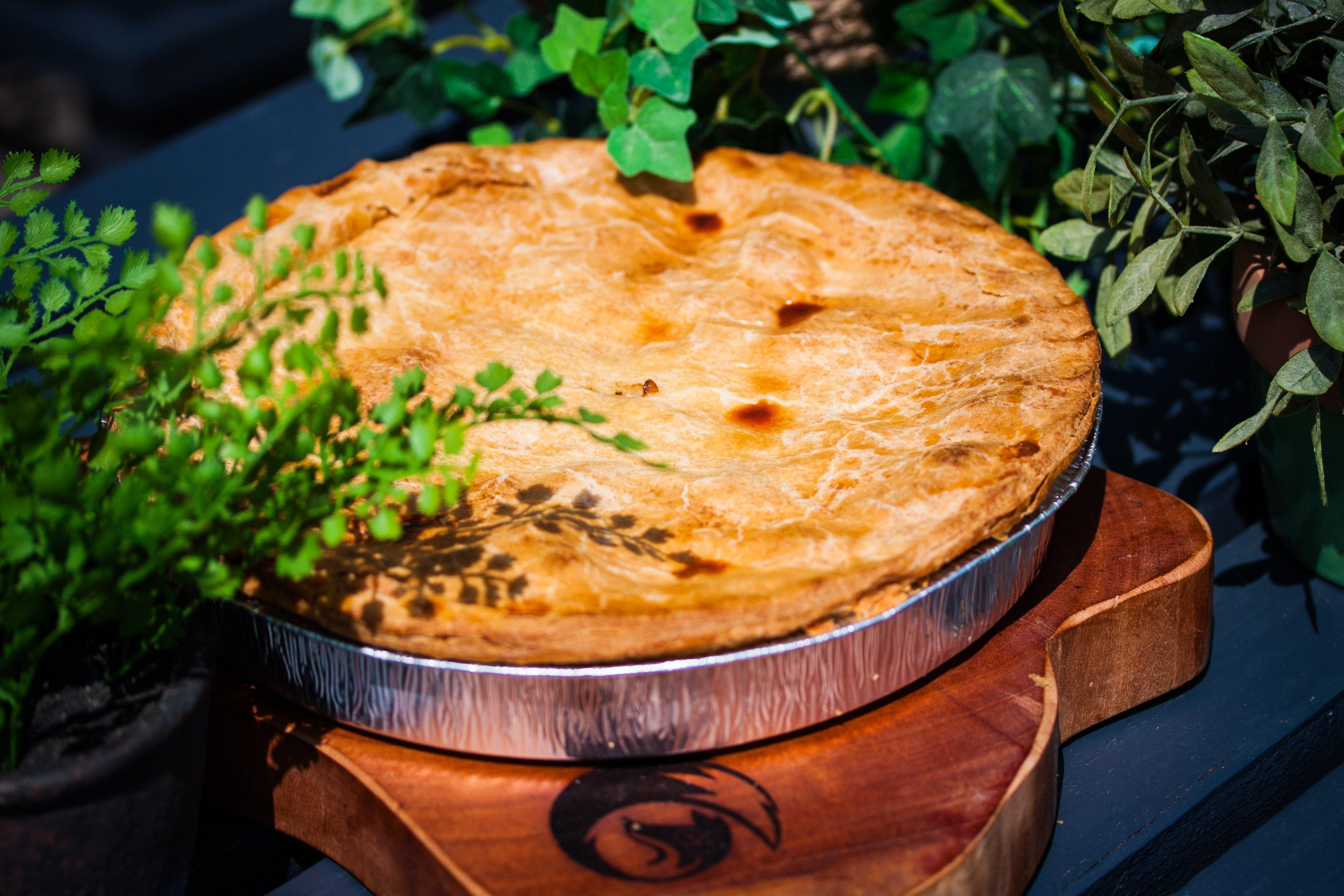 Whole Corned Beef Pie