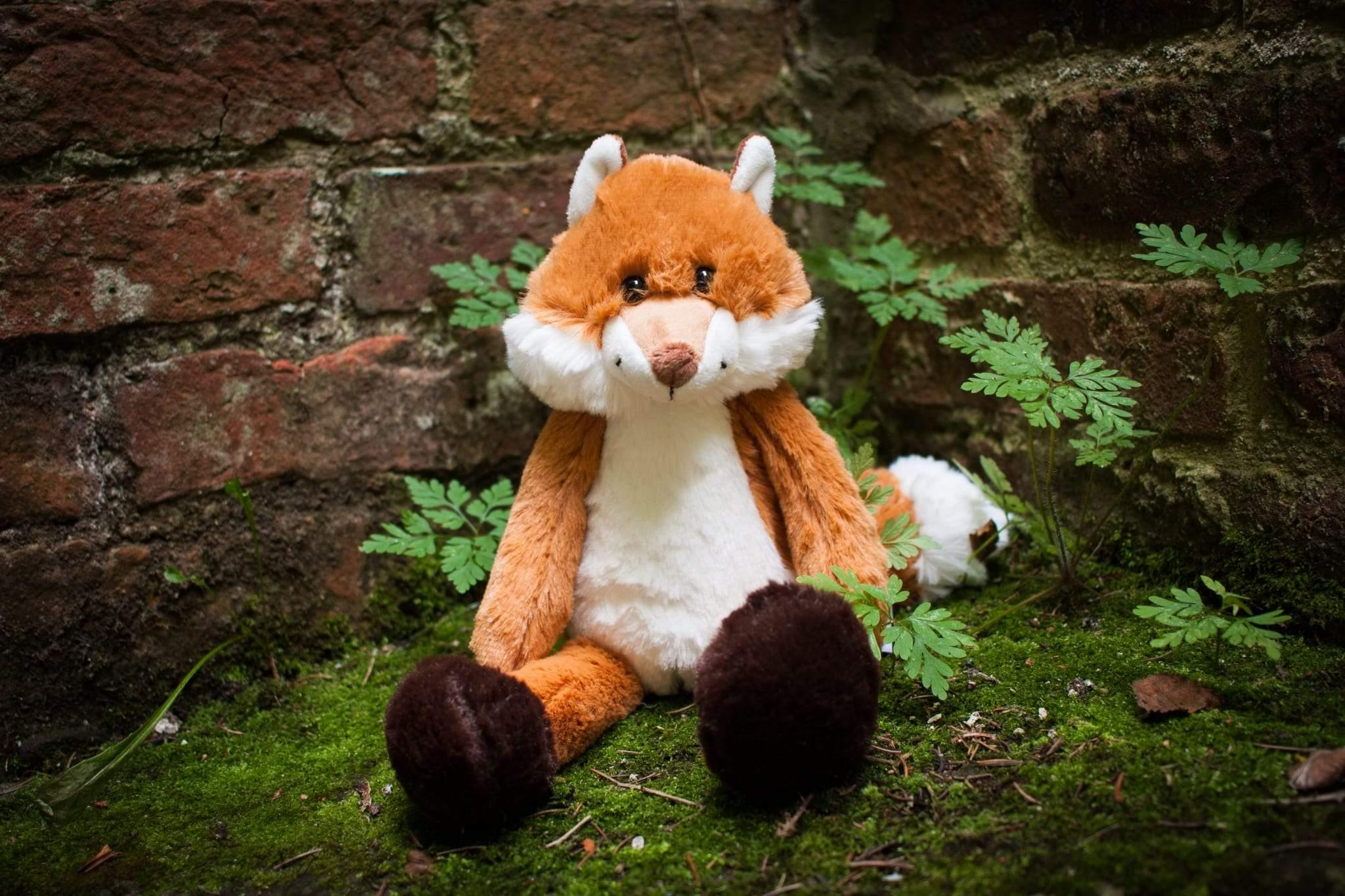 Fraser Fox Soft Toy