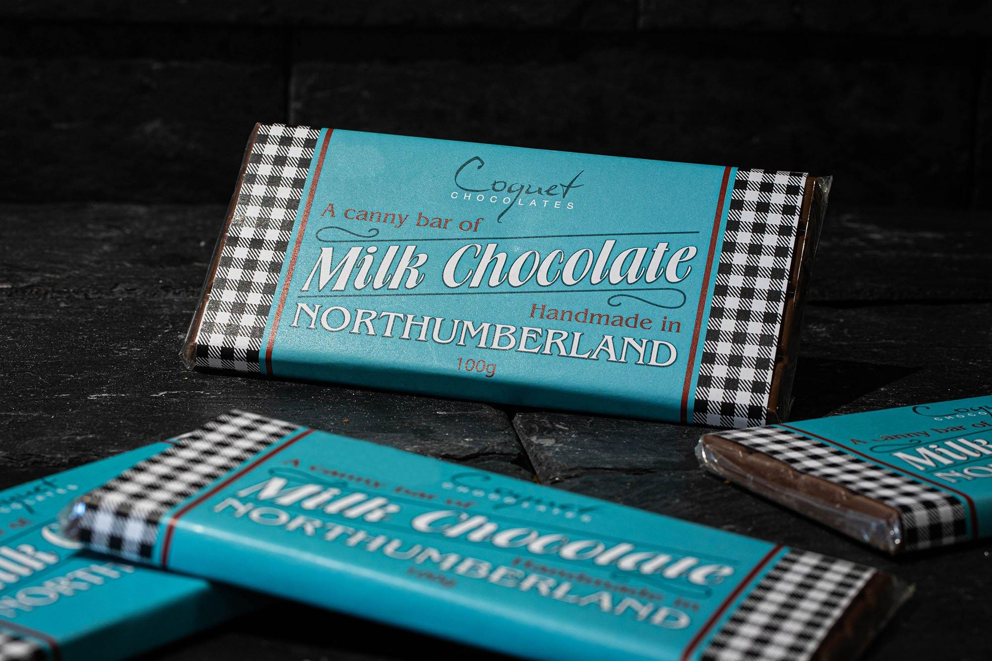 Northumberland Milk Chocolate