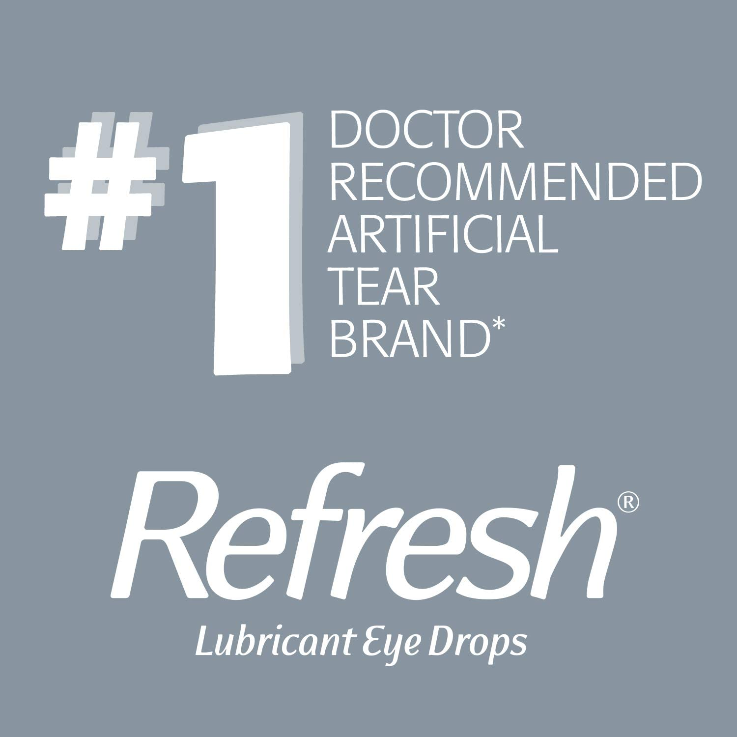 Refresh Refresh Optive Advanced Lubricant Eye Drops Sensitive 30 single-use containers ( 0.01 fl each)