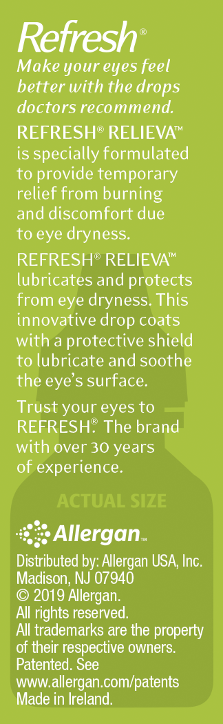 Refresh Relieva 0.33 fl oz (10 ml)