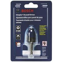 Bosch D60498 Drywall Dimpler Screw Setter, Number 2 Phillips