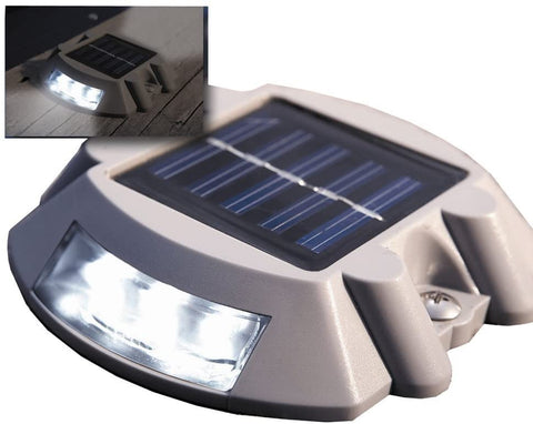 Dock Edge + Lite Solar Dock/Deck Light, 1 Piece