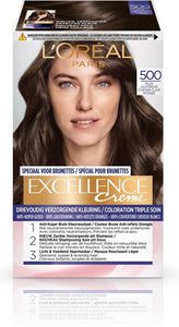 Excellence 500 True Light Brown