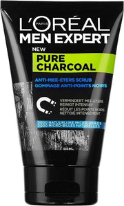 Men Exp. Pure Charcoal Scrub