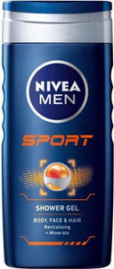 Nivea Men Douche Sport