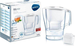 Brita Kan Fill & Enjoy Aluna Xl White