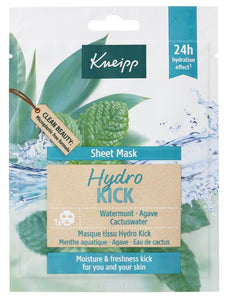 Kneipp Sheet Mask Hydro Kick