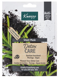 Kneipp Sheet Mask Detox Care