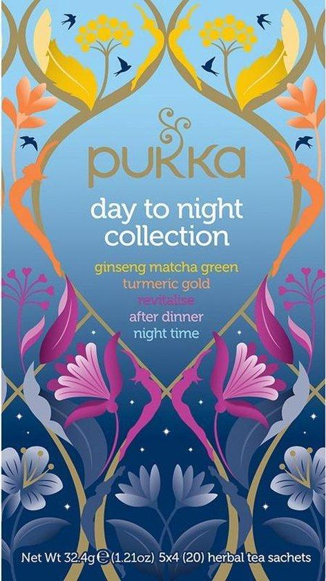 Pukka Thee Collection Day To Night